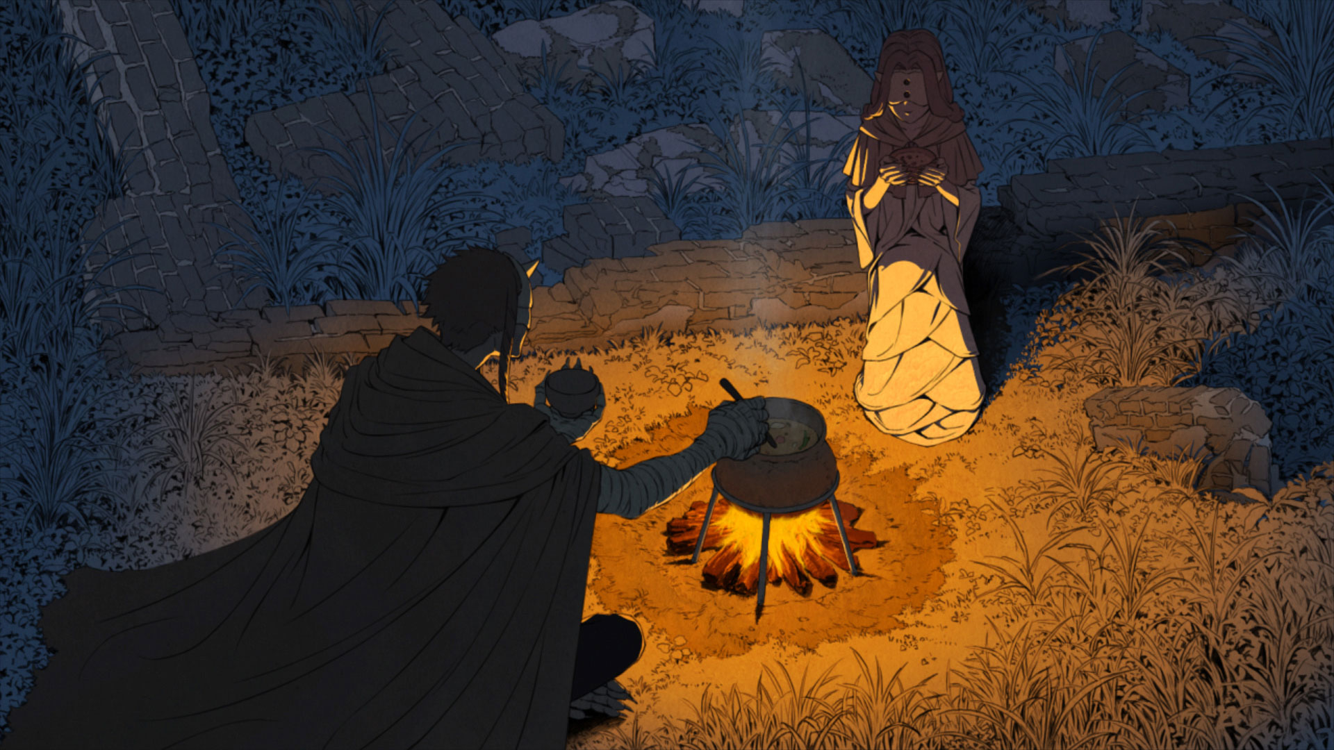 TVアニメ『約束のネバーランド Season 2』EDメイキング ~紺野大樹の世界②~